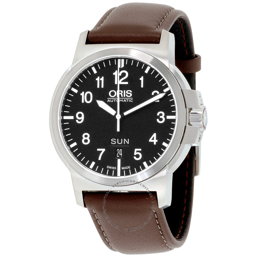 oris mens watch