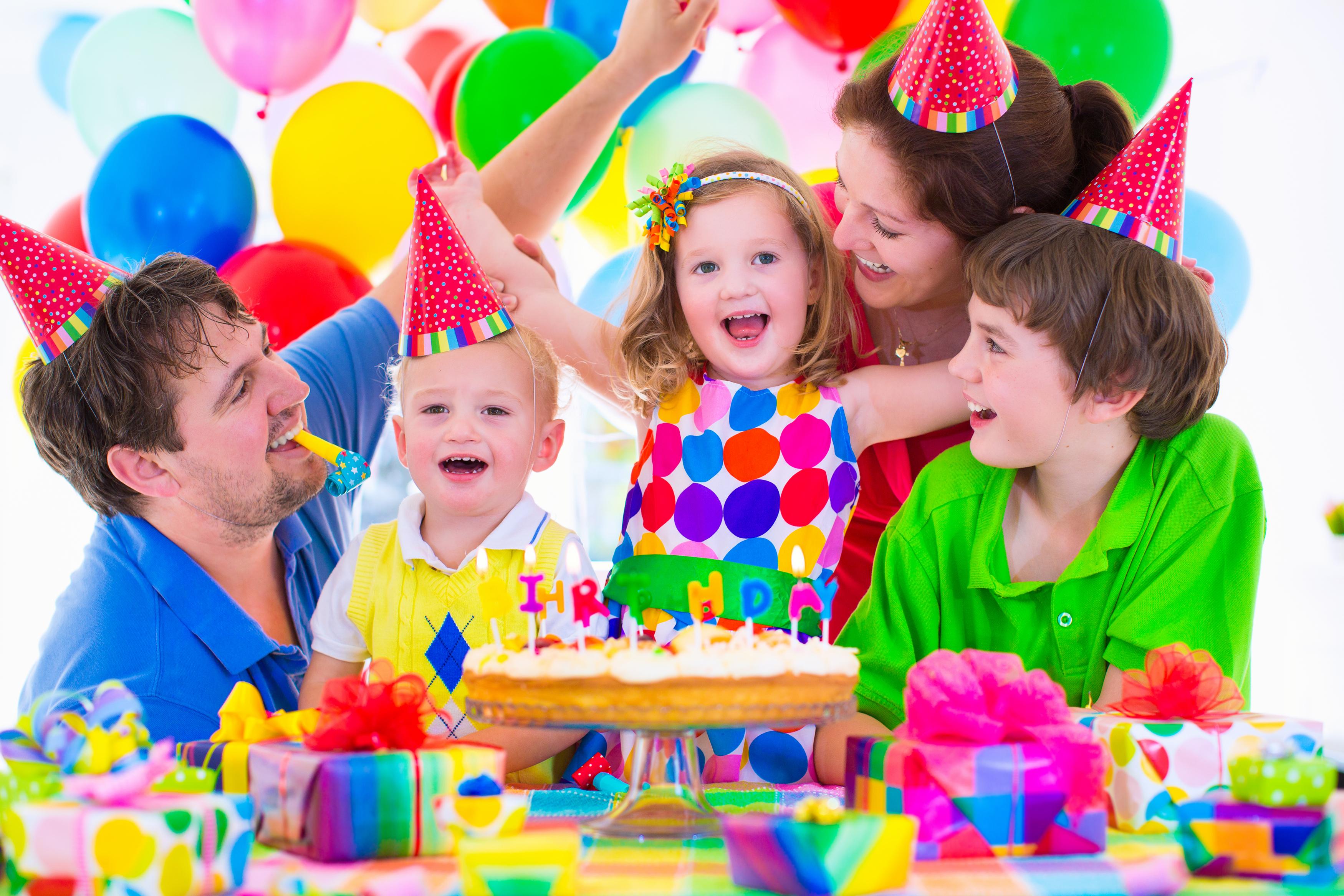 Children's Birthday Event
