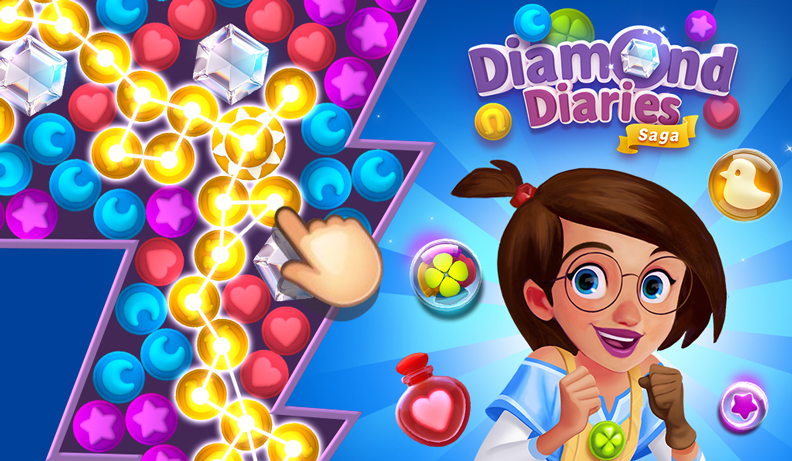 Diamond Diaries Saga Tips