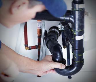 water line repairing service
